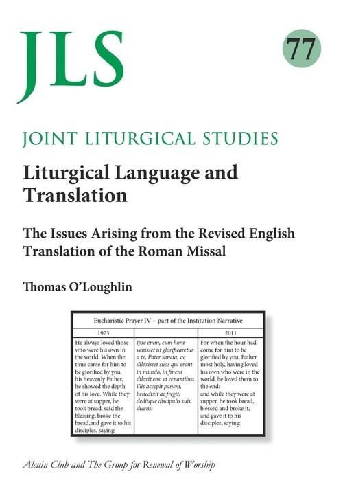 Joint Liturgical Studies 77