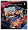 Puzzle Auta 3 Porywajacy wyścig 3 w 1 (069255)