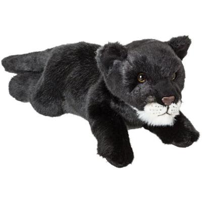 Suki, Przytulanka - Leopard czarny 30 cm (12125)