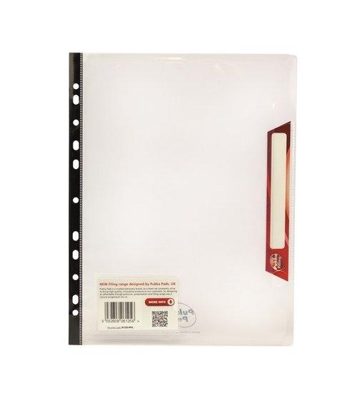 Pukka Pad Index do Segregatora A4 Przeźroczysty