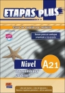 Etapas Plus A2.1 Podręcznik z ćwiczeniami + CD