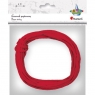 Sznurek papierowy 5m/0,35mm - czerwony (396452)