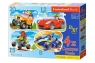Puzzle 4w1 8-12-15-20 Ride for Fun (B-043057)