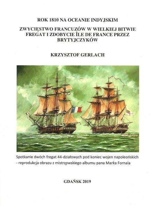 Rok 1810 na Oceanie Indyjskim Gerlach Krzysztof
