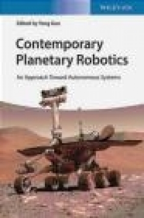 Contemporary Planetary Robotics Gao David Yang