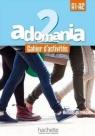 Adomania 2 ćwiczenia +CD Fabienne Gallon, Celine Himber, Alice Reboul