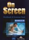 On Screen Intermediate B1+/B2 Workbook & Grammar Book + DigiBook