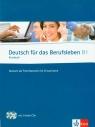 Deutsch fur das Berufsleben B1 Kursbuch + 2 CD