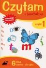 Czytam z Lokomotywą Część 1 dla 6-latków i nie tylko Dobrowolska Małgorzata, Kulis Iwona, Królikowska-Czarnota Katarzyna