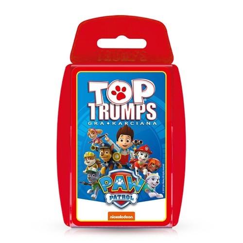 Psi Patrol: Top Trumps - Gra karciana