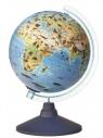 Globus Alaysky 21cm ze zwierzętami (01925)