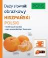 Duży słownik obrazkowy Hiszpański Polski Pons