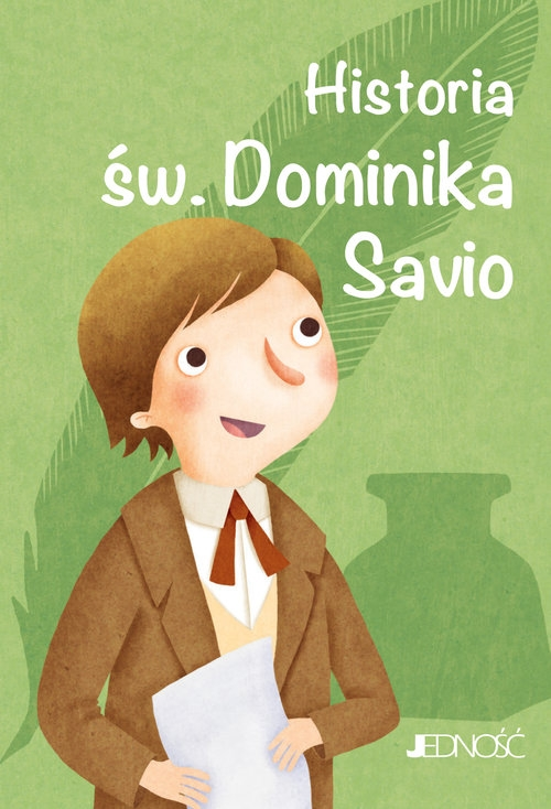 Historia św. Dominika Savioseria: Wielcy przyjaciele Jezusa Fabris Francesca
