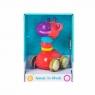 Zabawka edukacyjna - żyrafa na kółkach (466626)
