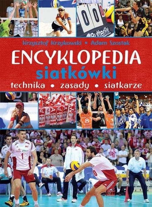Encyklopedia siatkówki Krzykowski Krzysztof, Szostak Adam