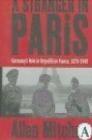 Stranger in Paris Allan Mitchell,  Mitchell