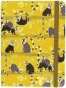Notatnik midi Palooza Lemurów