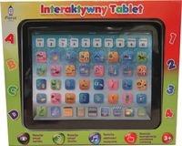 Interaktywny tablet dwujęzyczny
