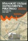 Działalność Urzędu Bezpieczeństwa Publicznego na m.st. Warszawę 1944-1954 Opracowanie zbiorowe