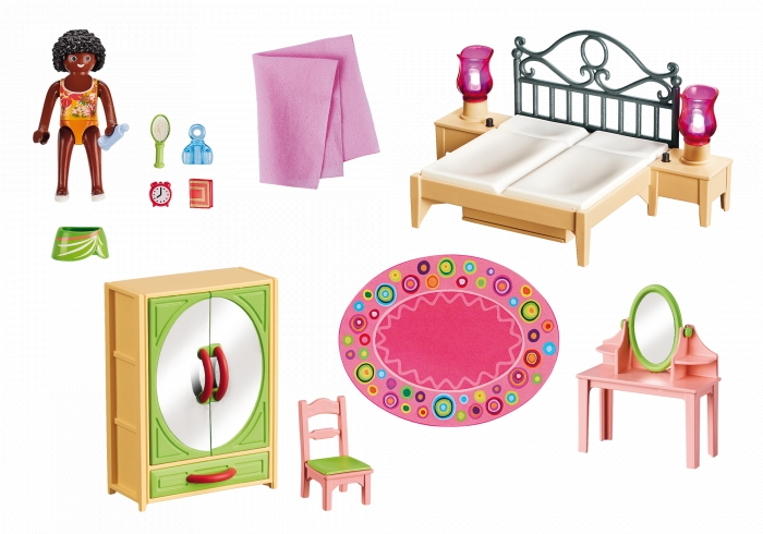 Sypialnia z toaletką (5309)