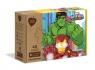 Puzzle 3x48: Marvel Superhero (52525) Wiek: 4+
