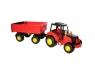 Majster traktor z przyczepą Nr1