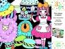 Welurowa kolorowanka Sweet Parade (DJ09625)