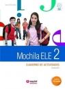 Mochila 2 ćwiczenia + CD audio + portfolio Montemayor Susana