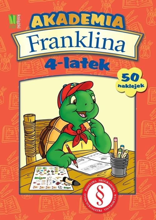 Akademia Franklina 4-latek Gregorek Anna, Waleszkiewicz Kamila