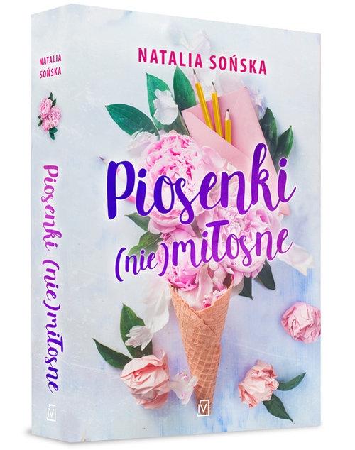 Piosenki (nie)miłosne Sońska Natalia