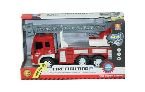 Straż Pożarna z dźwiękiem i światłem (071925)