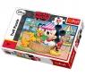 Puzzle Myszka Miki i przyjaciele Balia 30 (18125)