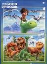 Puzzle Dobry Dinozaur 2x60 (07125)