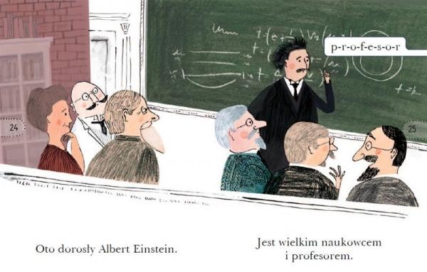 Czytam sobie. Teoria pana Alberta. Czerwińska-Rydel Anna