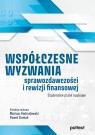 Współczesne wyzwania sprawozdawczości i rewizji finansowej Studenckie