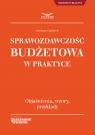 Sprawozdawczosć Budżetowa w praktyce objaśnienia, wzory, przykłady Gąsiorek Krystyna