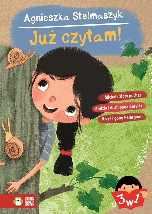 Już czytam BIND UP 2 Stelmaszyk Agnieszka