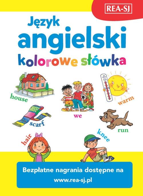 Język angielski - kolorowe słówka MP3 Samalikova Pavlina
