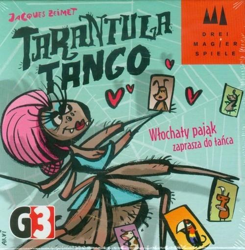 Tarantula tango Zeimet Jacques