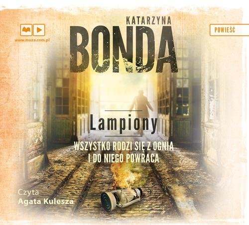 Lampiony (audiobook) (Audiobook) Bonda Katarzyna
