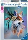 Puzzle 1000: Fantastyczny lis (16725)