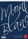 Notes A4 Mont Blanc gładki 70 kartek