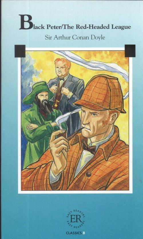 Black Peter/The red-headed league Conan Doyle Arthur