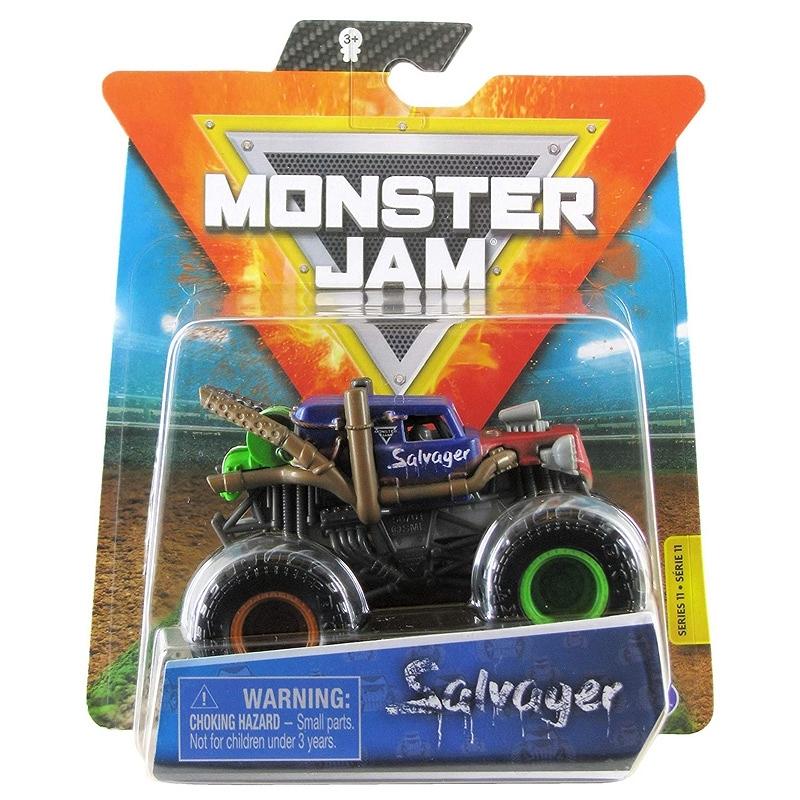 Monster Jam 1:64 - auto Salvager (6044941/20123297)