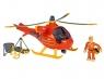 Strażak Sam: Helikopter ratowniczy + figurka