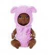 Barbie Skipper: Bobasek w przebraniu - różowa owieczka (GRP01/GRP04)