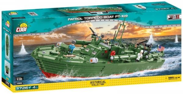 Patrol Torpedo Boat PT-109 (4825)