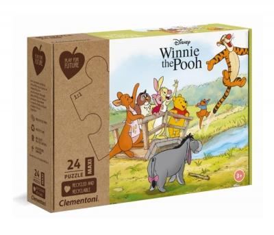 Puzzle 24 maxi Winnie the pooh