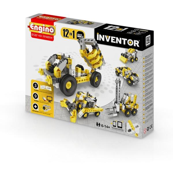 ENGINO Inventor 12 models industrial (1234)