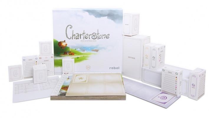 Charterstone edycja polska Jamey Stegmaier